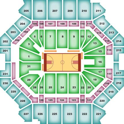 Nets Seating Chart Barclays Center Brooklyn Tickets